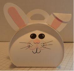 Easter Bunny Gift Box ( Samantha Charlton )