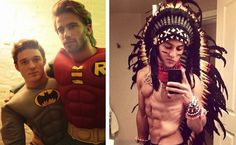 A Gay Man's Guide To Creating The Sexiest Halloween Costume