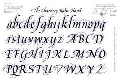 Image result for school notes written in calligraphy