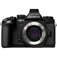 Olympus OM-D E-M1 Mirrorless Micro Four Thirds Digital Camera (Body Only)