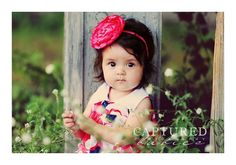 6 month baby girl pics