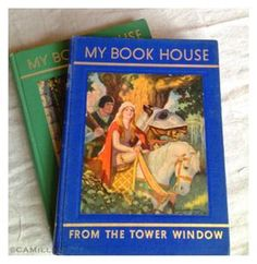 Once Upon A Time with 'My Book House' stories - Treasure Hunting - Spokesman Mobile - Aug. 2, 2013