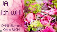 Hochzeiten bei Taglieber Gartenbau & Floristik