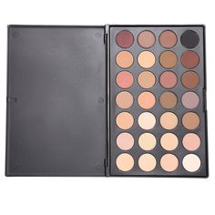 ACEVIVI Neutral Warm Colors Eyeshadow Professional 28 Colors Cosmetics Palette Eye Shadow * Learn more by visiting the image link.