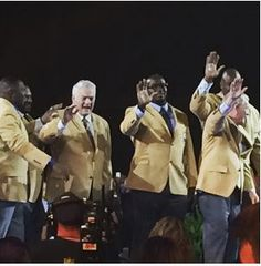 Pro Football Hall of Fame Weekend comes to Canton