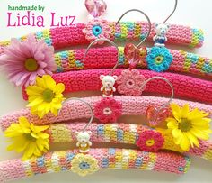 Lidia Luz: crochê