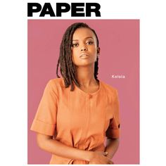 Utopianyc make-up & hair stylist Elena Perdikomati for PAPER Magazine April 2015 Beautiful People issue.  Featuring singer-songwriter Kelela.  See more work by #ElenaPerdikomati at http://www.utopianyc.com/hair-makeup/elena-perdikomati_make-up-hair/fashion #paper #papermagazine #beautifulpeople #Kelela