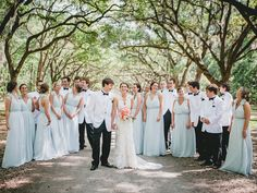 Gorgeous setting for this Savannah wedding! Planning by Posh, Petals and Pearls; as featured on The Daily South • Southern Living