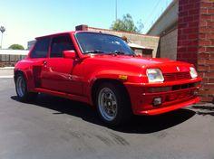 Renault 5, turbo baby.
