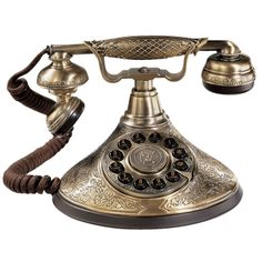 Citrine Telephone