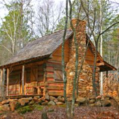 Log cabins abandoned homes on pinterest cabin cellulose insulation and little cabin - Appalachian container cabin ...