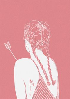 selected illustrations on Behance