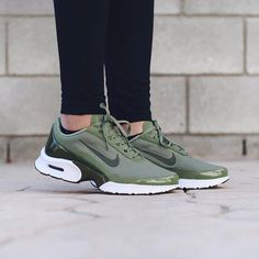 "688 Likes, 16 Comments - Diana Karen Mireles (@dianakmir) on Instagram: ""#AirMaxWeek - Green AM Jewell Even better in person . now live on DIANAKMIR.com [link in bio✨]…"""