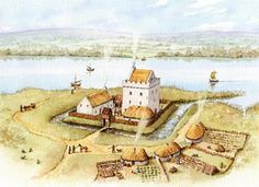 Paint the Past Archaeological and Historical Reconstruction and Illustration