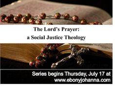 A new blog series starting Thursday, July 17 at www.ebonyjohanna.com