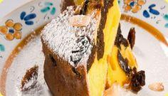 Torta Mirabelle.