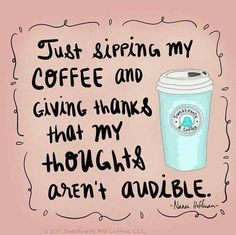 coffee humor Too early to have thoughts . so I'll just enjoy my coffee! Coffee Talk, Coffee Is Life, I Love Coffee, My Coffee, Coffee Shop, Coffee Cups, Coffee Break, Morning Coffee, Coffee Lovers