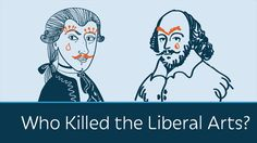 Who Killed the Liberal Arts? - What in the world happened to the liberal arts? A degree in the humanities used to transmit the knowledge and wisdom imbued in the works of great Western artists, writers, musicians and thinkers like Shakespeare and Mozart. But today, that same degree stresses Western racism, sexism, imperialism, and other ills and sins that reinforce a sense of victimhood and narcissism. So, what happened? Heather Mac Donald of the Manhattan Institute explains.