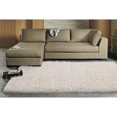 Buy Plush Luxury Shag Rug in Light Beige - from LivingStyles for Australia wide delivery. Plush Luxury Shag Rug in Light Beige - Shag Pile Rugs, Shag Carpet, Green Carpet, Carpet Colors, Luxury Lighting, Bedroom Carpet, Warm Grey, Grey Rugs