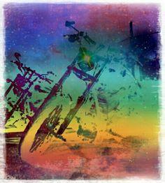 Rainbow Rider by Mye ☆ #imye