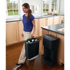 110 best indoor recycling bins images on pinterest indoor recycling bins bb and recycling station. Black Bedroom Furniture Sets. Home Design Ideas