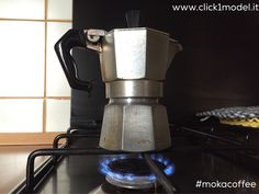Coffee time at home ... Typical home made coffee with Moka ... That is #ilovecoffee
