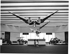 """Atea"" by Bruce Beasley; Miami International Airport"