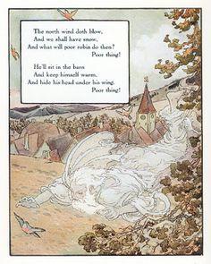 """aus: """"Mother Goose"""", Volland Popular Edition (1921), Illustration von Frederick Richardson (1862 - 1937)"""