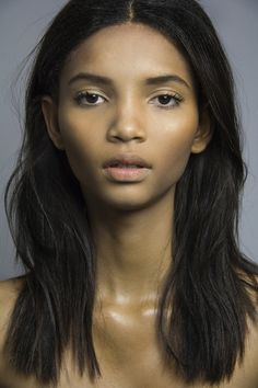 Brazilian model Lenny Nunes #beauty #hair #makeup