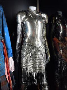 Alice's armor from Alice in Wonderland