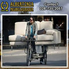 A woman rides a tricycle bearing a newly purchased couch along a main road in central Beijing October REUTERS/David Gray Tricycle, Tandem, Weekender, Peking, Moving And Storage, Cargo Bike, Moving Services, Weird Pictures, Funny Fails