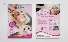 Spa Promotion Flyer V1