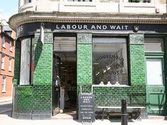 Labour and Wait: Simple, Honest Design