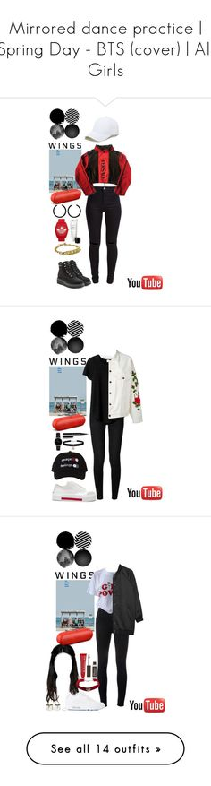 """""""Mirrored dance practice 