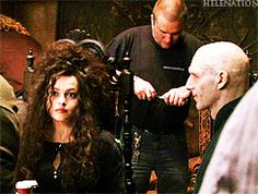 Ralph Fiennes on Bellatrix's obsession with Voldemort
