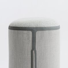 The TAPE collection by @layer_design for @morosofficial uses polyurethane tape to bond smaller pieces of @kvadrattextiles together, which would otherwise be discarded in the upholstery process and treated as waste.
