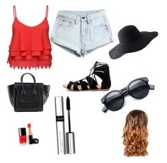 """Hot day"" by kittylolio123 on Polyvore"