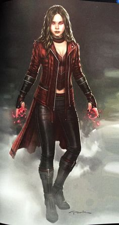 Lady sif concept art marvel fantasy pinterest lady - Scarlet witch boobs ...