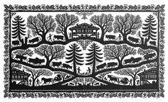 Scherenschnitt, Ueli Hauswirth, Zweisimmen BE Metal Art, Typography Design, Folk Art, Image, Tattoos, Cut Outs, Papercutting, Paint, Paisajes