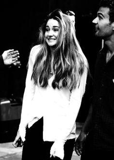 Shailene Woodley. That hair. trop lollipop