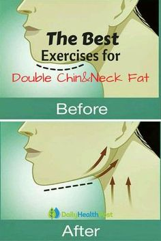 Nobody likes having a double chin! Unlike other demanding exercise, you can learn how to get rid of a double chin with minimal effort.