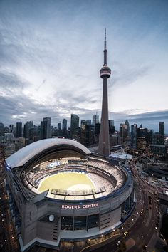 Blue Jays game in Toronto Canada Toronto City, Vancouver City, Downtown Toronto, Wallpaper Toronto, Blue Jays Game, Toronto Images, Los Angeles Wallpaper, Baseball Park, Fc Chelsea