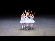 Ballet like you've never seen it before.....reminds me of that first rehearsal after a week break!