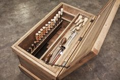 Traveling Anarchist Tool Chest