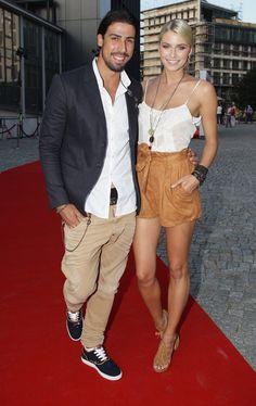 Pin for Later: Wir trauern um 31 Promi Pärchen, die sich 2015 schon getrennt haben Sami Khedira und Lena Gercke Nach vier Jahren haben sich das Model und der Fußball-Star getrennt.