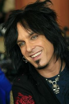 Nikki Sixx...i have a thing for him http://pinterest.net-pin.info/