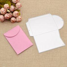 DIY-Varie-Enveloppe-Matrice-A-Decouper-Pochoir-Invitation-de-Mariage-Deco-Manuel