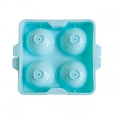 Spherical ice mold