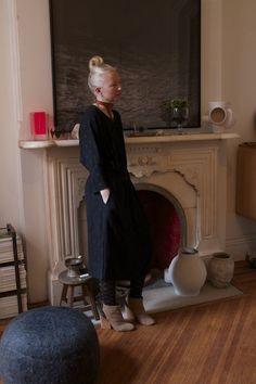 Designer with Style: Mona Kowalska « StyleLikeU (A Détacher dress, tights & shoes)