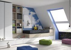 Dormitorios juveniles e infantiles